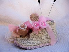 fairy shoe new rose side by burkardbbrc,
