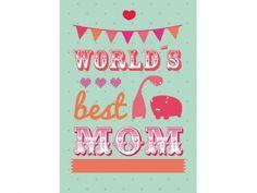 world´s best mom