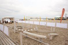 Zatoka Sztuki na plaży w Sopocie http://kalendarz.sopot.pl
