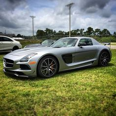 MB SLS AMG Black Series. Another dream car, I need a bigger garage! Lol