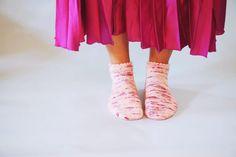Picot Socks | The Kn