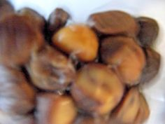 Chestnuts cooked Peeled and ready to use. #CookSmart
