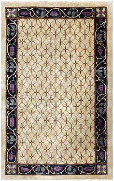 Art Deco Chinese Rug 50179
