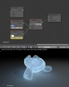 Blender_model&render Recipes food making Blender 3d, Blender Models, Zbrush, Motion Design, 3d Design, Game Design, Mixer, Ninja Professional Blender, Mode 3d