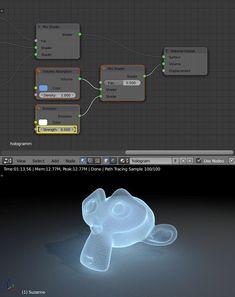 Blender_model&render Recipes food making Blender 3d, Blender Models, Zbrush, 3d Design, Game Design, Motion Design, Mixer, Ninja Professional Blender, Inkscape Tutorials