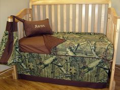 Camo Baby Bedding For S Home Custom Bath And Body Gifts Accessories Furniture