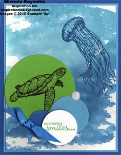 2015  From land to sea smiles turtle watermark