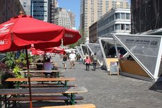 Thinking of heading to the South Street Seaport? Here are the best places to eat.