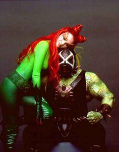 bane poison ivy - Google Search. Batman and RobinBane costumeBane ... & Character: Bane / From: DC Comics u0027Batman: Vengeance of Bane ...