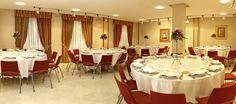 Salon grande banquetes Hotel Tres Luces Vigo