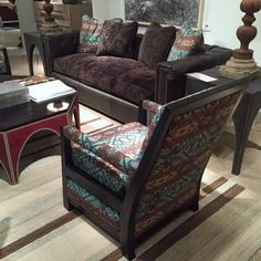 Arianne Bellizaire Inspired To Style Design Trends HPMKT High Point Market  Style Southwestern Tribal Prints Pattern
