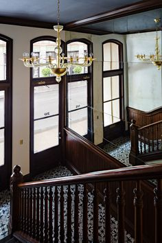 Lobby - Jessica Helgerson Interior Design