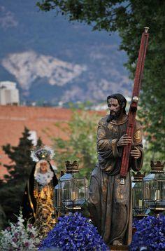 Jueves Santo.https://www.flickr.com/photos/llamamemar/14002502422/ #photography #fotografía #España #Granada #SemanaSanta