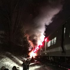 7 Dead After Fiery Crash Between Metro-North Train And SUV In Valhalla