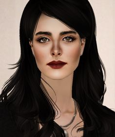 fleur-sims:    Krysten Alyce Ritter is an American actress, musician, and former model. Ritter is known for her roles as Jane Margolis on the drama series Breaking Bad. Hope you enjoy  Download Krysten Ritter | Mediafire I thank all you that's disclose and those who appreciate my sims, i'm very touched with all. You guys are great ♥