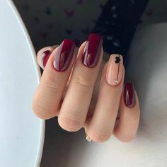 Classy Acrylic Nails, Edgy Nails, Gold Nails, Trendy Nails, Cute Nails, Black Nails, Pink Nails, Cute Nail Art Designs, Acrylic Nail Designs