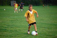 Great Dribbling Soccer Drills