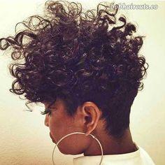 20 Short Hair Hairstyles #BobHaircuts