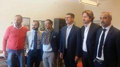 Nasce il gruppo Area Popolare al Comune di Catania