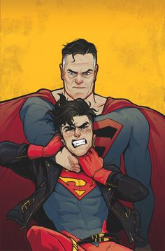 """Fabian Nicieza explains how this Superboy is the """"purest"""" version, plucked months from his debut to meet the Kingdom Come Superman."""