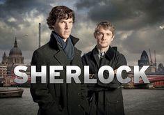 """""""Sherlock"""", una serie que rescata al genial personaje creado por Sir Arthur Conan Doyle de una manera original. Totalmente recomendable"""