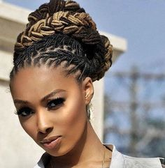 36 wedding hairstyles for locs |