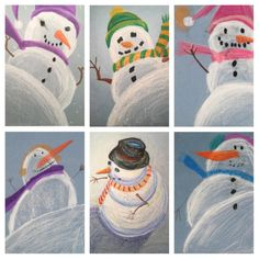 Snowmen at Night is one of my kids' favorite wintertime books. It's becom… Snowmen at Night is one of my kids' favorite wintertime books. It's become a bit of a tradition to pull it out in January, just like reading seasonal and… Continue reading → Winter Art Projects, Projects For Kids, Family Art Projects, Christmas Art Projects, Holiday Crafts, Snowmen At Night, Classe D'art, January Art, 3rd Grade Art