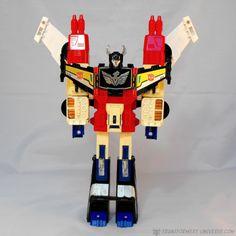 Transformers Universe - G1 Greatshot - 1 / 16