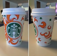 Tania Cenzano's design is fired up. #WhiteCupContest