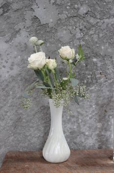 Notes and News from Shady Grove Gardens: Bud Vase Choice for table decor Bottle Vase, Glass Vase, Small Milk Bottles, Blowing Rock, Greenery Garland, Centerpieces, Table Decorations, Bud Vases, Cut Flowers