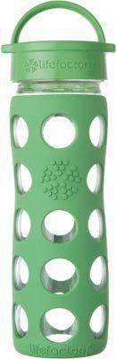 Lifefactory Trinkflasche Glas Grass Green Classic Cap, 475 ml grün Jetzt bestellen unter: https://moebel.ladendirekt.de/kueche-und-esszimmer/besteck-und-geschirr/kannen-und-wasserkessel/?uid=440fc50a-ba5e-5286-86ff-a31f3fe1d575&utm_source=pinterest&utm_medium=pin&utm_campaign=boards #geschirr #kueche #kochen #wasserkessel #esszimmer #kannen #besteck Bild Quelle: www.yomonda.de