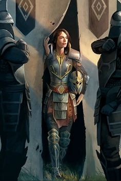 Potential inspiration for Honor Legion Armor, of the Capitoline Legion (The Elder Scrolls Legend Card Arts. The Elder Scrolls, Elder Scrolls Online, Dnd Characters, Fantasy Characters, Female Characters, Fantasy Armor, Medieval Fantasy, Fantasy Women, Fantasy Girl