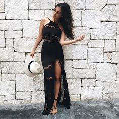 Only Beautiful Legs! Beautiful Legs, Autumn Summer, All Black, Tights, Bodycon Dress, Pretty, Instagram Posts, Dresses, Mexico