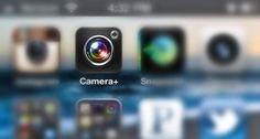 iPhone photography apps.