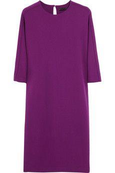 The Row   Bani wool-twill dress   NET-A-PORTER.COM