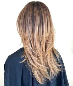 40 Picture-Perfect Hairstyles for Long Thin Hair - Lange Haare Zopf Curly Hair Care, Long Curly Hair, Long Hair Cuts, Curly Hair Styles, Natural Hair Styles, Top Hairstyles, Straight Hairstyles, Latest Hairstyles, Blonde Hairstyles