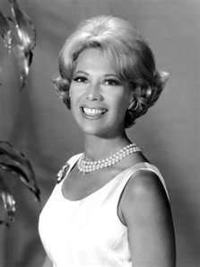 Dinah Shore (1916-1994), born/raised in TN, had polio at age 2; recovered after years of therapy & exercise. After graduating from Vanderbilt U. in '38, she went to NYC where she sang on radio. Changed name from 'Frances' Shore to 'Dinah' after success w song of that name. Married to George Montgomery ('43-'63), had daughter, Melissa & adopted son, John. Long affair w Burt Reynolds (20 yrs. younger). Her parents were Russian Jewish immigrants; Dad, a prosperous dry goods merchant.