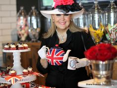 British Style! Worldwide Afternoon Tea for the Queen's Birthday  #timothyoulton #britishness  www.timothyoulton.com/usa/en/to/worldwide-afternoon-tea-for-the-queens-birthday/