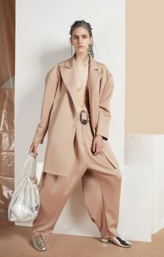 COLLECTION+R18 Fashion Scout, Sustainable Fashion, Fashion Brand, Duster Coat, Women Wear, Product Launch, How To Wear, Jackets, Collection