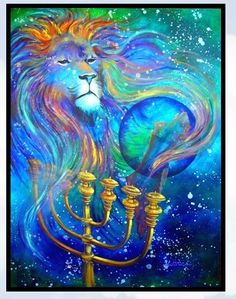 Lion of the Sabbath