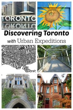 The first thing we did when we arrived in Toronto was this! Read to find out why you should too...  #urbanexpeditions #seetorontonow #toronto #canada