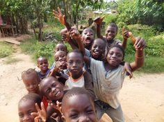 Children, Ghana