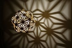 Hand crafted, laser cut geometric inspired lights and lanterns – COZO