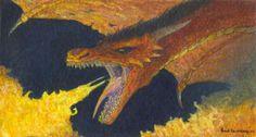 smaug the dragon from the hobbit - Bing Afbeeldingen