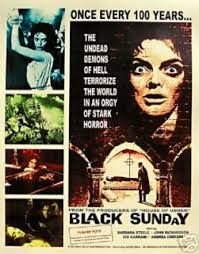 Resultado de imagen de black sunday mario bava