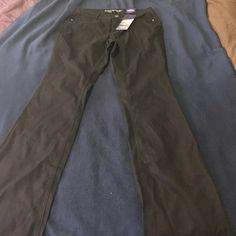 Tall boot cut black jeans NWT sz 12 Tall boot cut black jeans Ashley Stewart Jeans Boot Cut