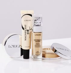 LORIGINE face makeup