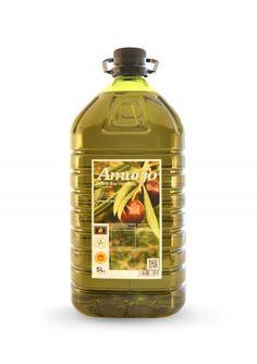 Amurjo 5 L. Disfruta de este gran AOVE en formato de 5 L también!  (Caja 3 botellas)