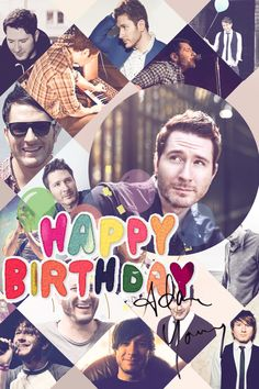 Happy Birthday!!! Your music has been an inspiration for all of us. I hoe to meet you someday.