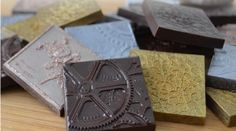 Design firm opens service for printed chocolate molds and chocolate art 3d Printing Business, 3d Printing News, 3d Printing Diy, 3d Printing Service, Impression 3d, Chocolate Art, Chocolate Molds, Websites Like Etsy, 3d Printable Models